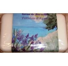 Savon Pétales d'Azur